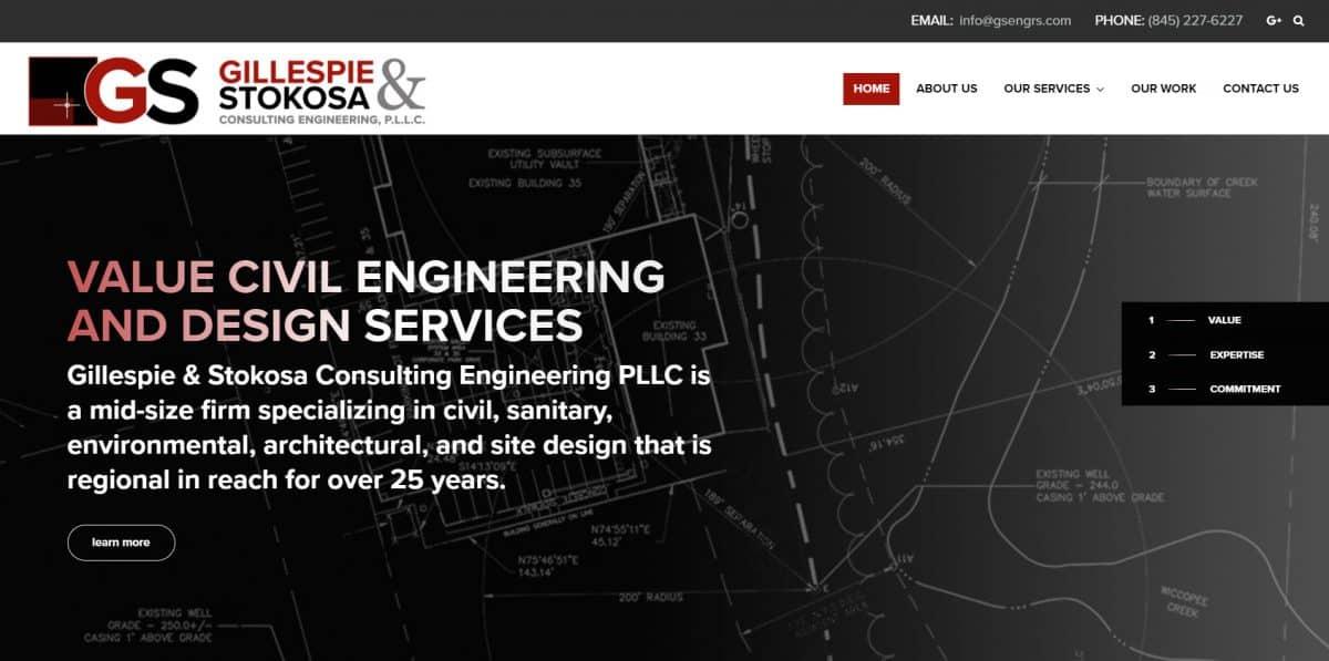 Gillespie & Stokosa Engineering
