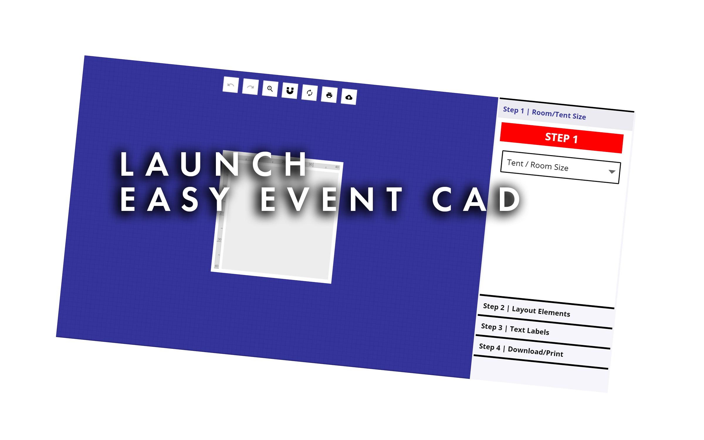 EZ Event Cad